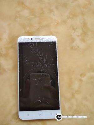 Touchscreen Xiaomi Redmi 4X pecah