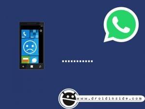whatsapp di windows phone