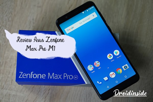 asus zenfone max pro buka untuk pemula