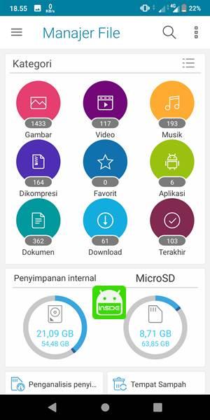 aplikasi wajib asus zenfone max pro m1