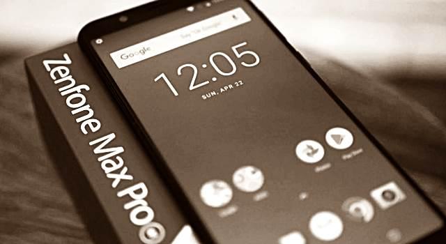 Cara Mengatasi Sinyal Hilang Asus Zenfone Max Pro M1
