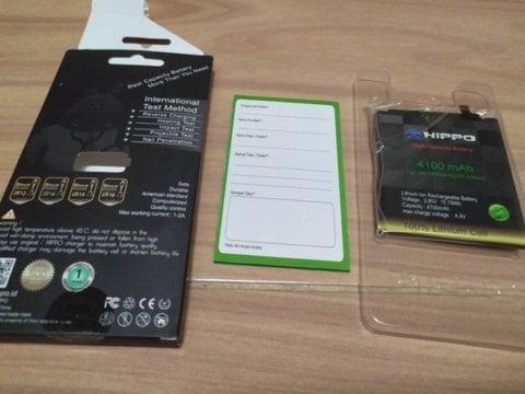 Review Hippo Baterai BN43 Redmi Note 4x