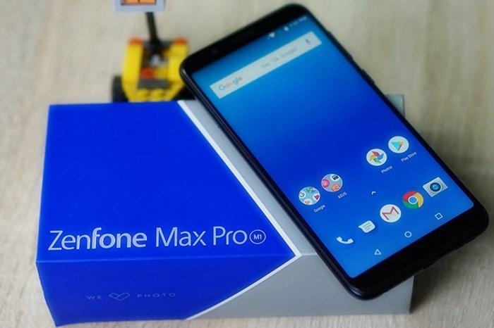 Cara Menghentikan System Update Asus Zenfone Max Pro M1