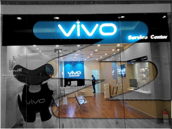 tempat servis vivo