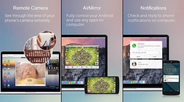 airdrop aplikasi sadap android