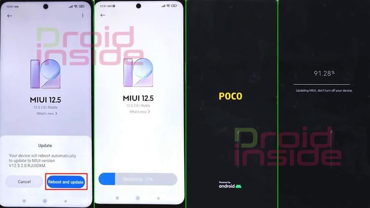 downgrade poco x3 pro tanpa pc
